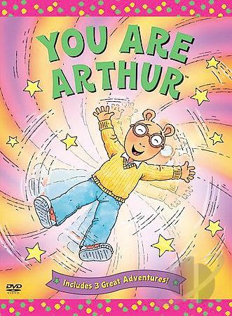 You Are Arthur (DVD)