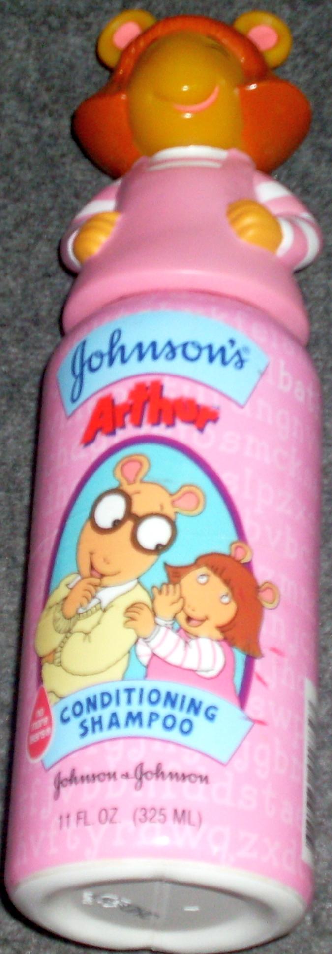 Johnson's Arthur Conditioning Shampoo