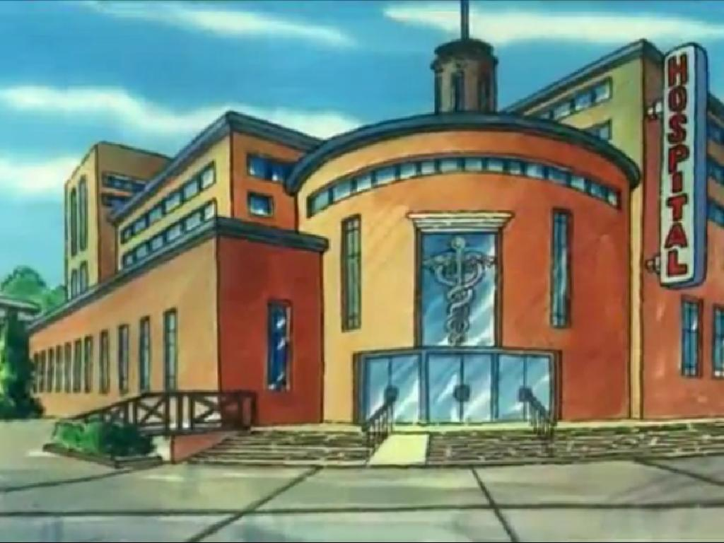 Elwood City Hospital