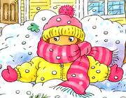 Arthur and the BIg Snow - D.W.'s Winter Gear