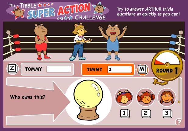 The Tibble Super Action Challenge