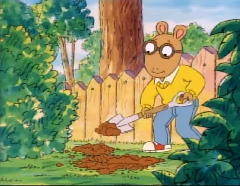 Arthur's Treasure Hunt