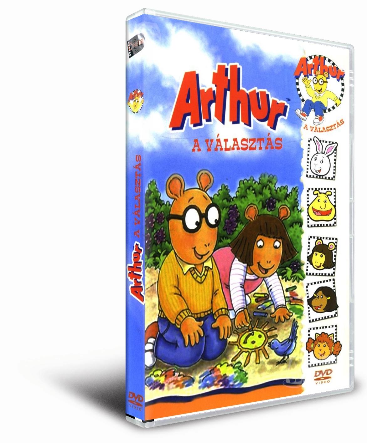 Arthur: A választás