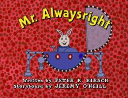 Mr. Alwaysright Title Card.png