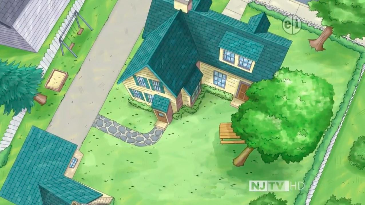 Arthur's House