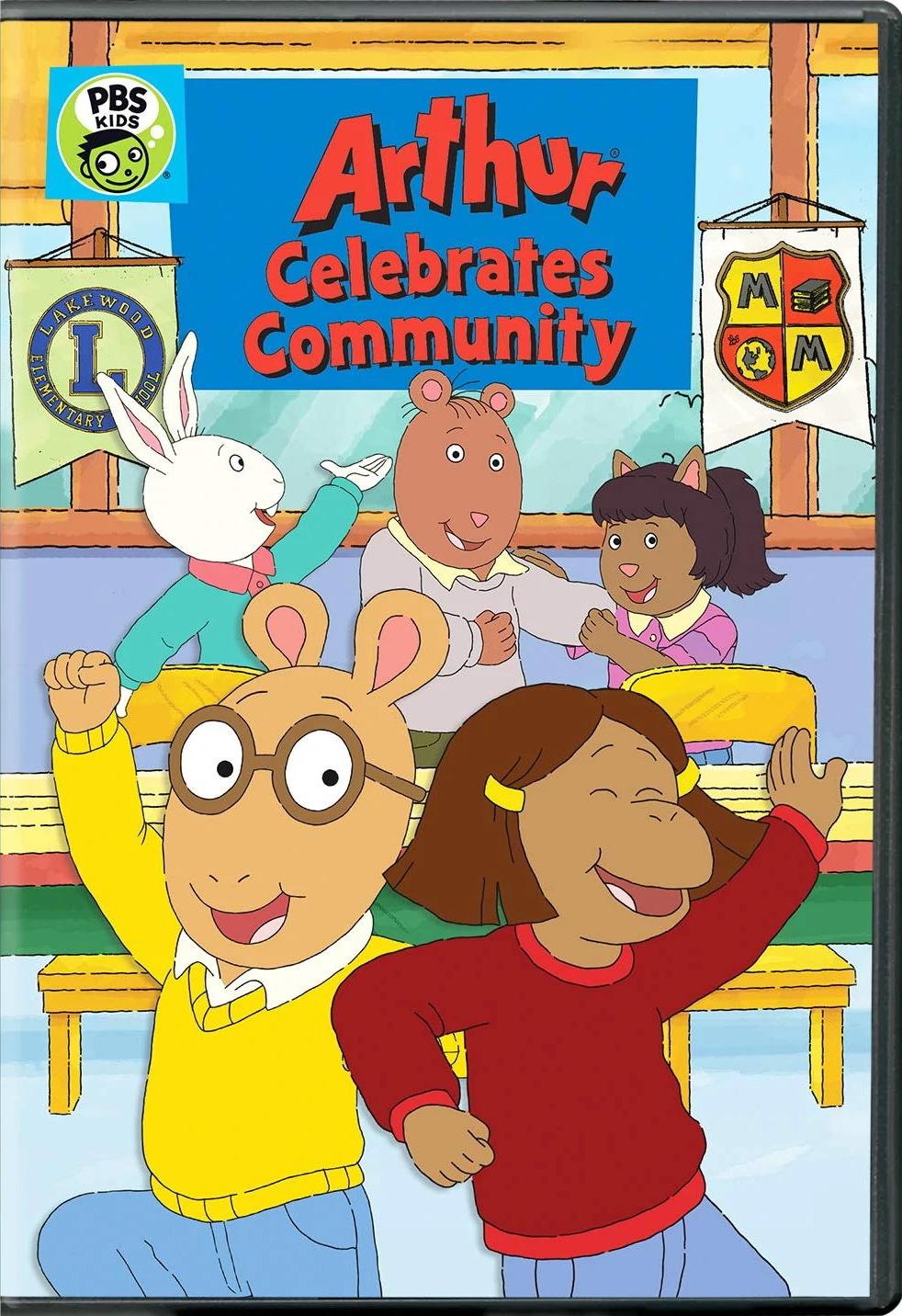 Arthur Celebrates Community