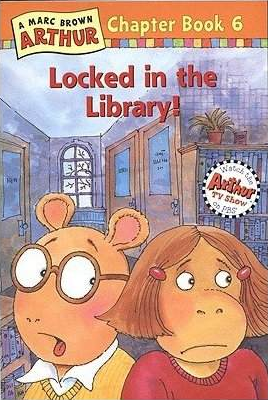 Locked in the Library! (book)