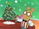 Arthur Perfect Christmas tree promo
