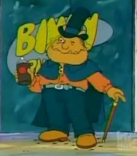 Binky's evil twin