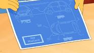The Mallard blueprints