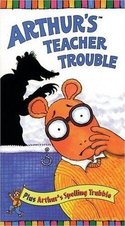Arthur's Teacher Trouble (VHS).jpg