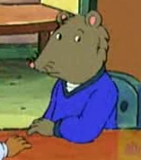 3rd Grade Male Rat (Number 4)