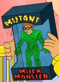 Mutant Muck Monster
