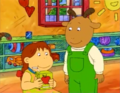 Young Muffy and Young George