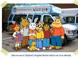 Arthur's Guide to Children's Hospital Boston