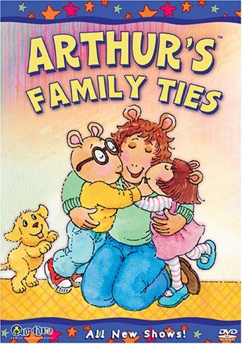 Arthur's Family Ties (DVD)