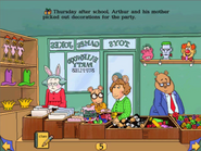 Arthur's Birthday Page 5