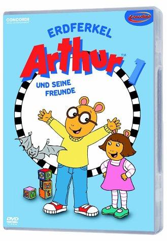 Erdferkel Arthur und seine Freunde 1