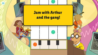 Arthur S Big App Arthur Wiki Fandom