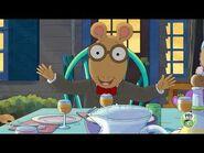 ARTHUR- Happy Thanksgiving from Arthur