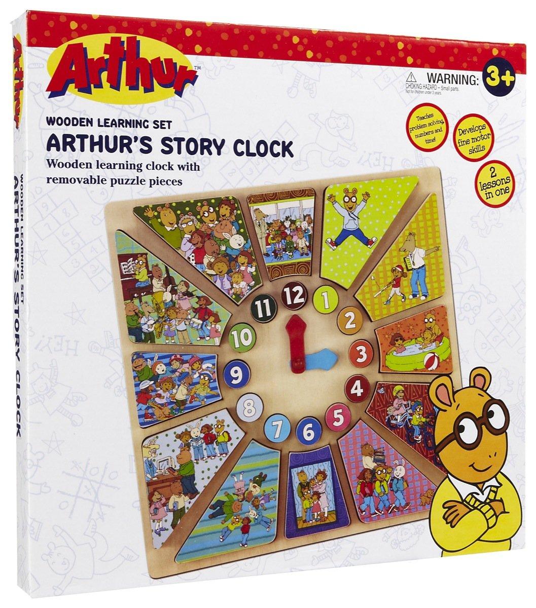 Arthur's Story Clock