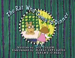 The Rat Who Came To Dinner Title Card.png