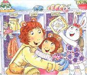 D.W.'s Guide to Preschool 3