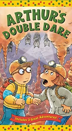 Arthur's Double Dare (VHS)