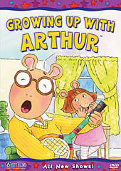 Growing Up with Arthur (DVD)