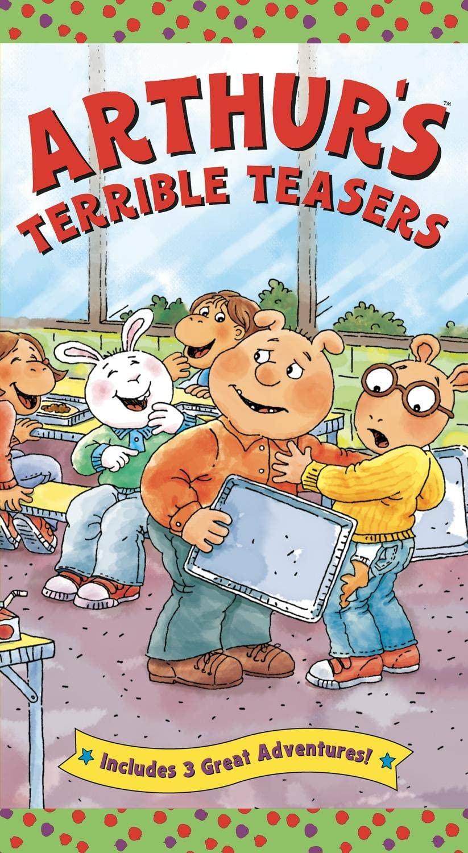 Arthur's Terrible Teasers (VHS)