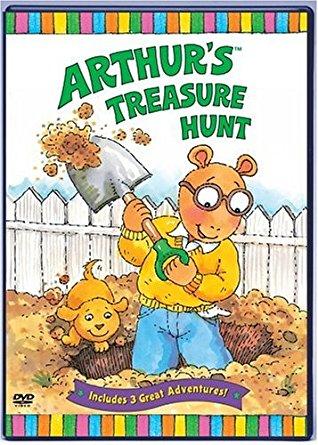 Arthur's Treasure Hunt (DVD)