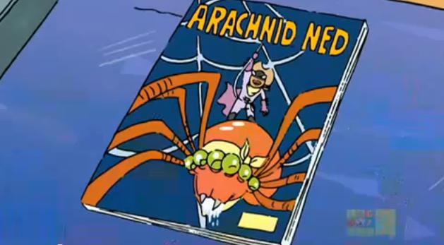Arachnid Ned