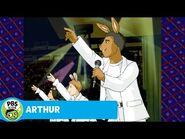 ARTHUR- The Backstreet Boys