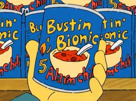 Bustin Bionic 5 Alarm Chili Arthur Wiki Fandom