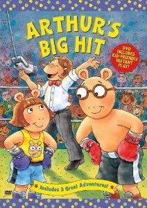 Arthur's Big Hit DVD.jpg