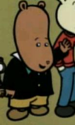 Brain lookalike (Alfred)
