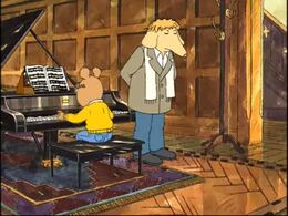Arthur Plays the Blues.JPG