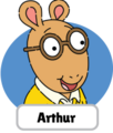 Francine's Tough Day Arthur head 2