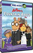 Fountain Abbey DVD