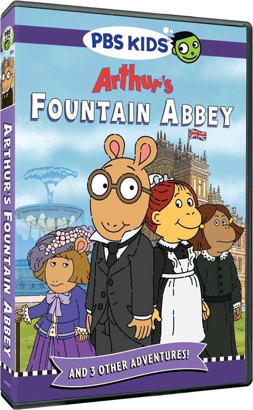 Arthur's Fountain Abbey