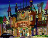 Once Upon a Restauraunt
