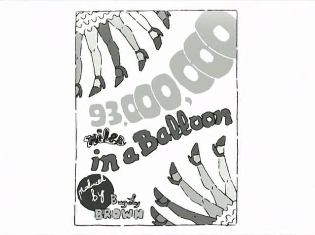 93 Million Miles in a Balloon (musical)
