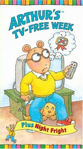 Arthur's TV-Free Week (VHS)