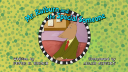 Mr. Ratburn and the Special Someone Title Card.png