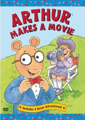 Arthur Makes a Movie (2005 DVD)