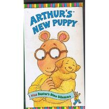 Arthur's New Puppy VHS.jpg