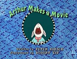 Arthur Makes a Movie Title Card.png