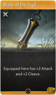 Blade of the Vigil card image.png