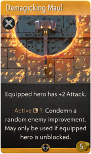 Demagicking Maul card image.png