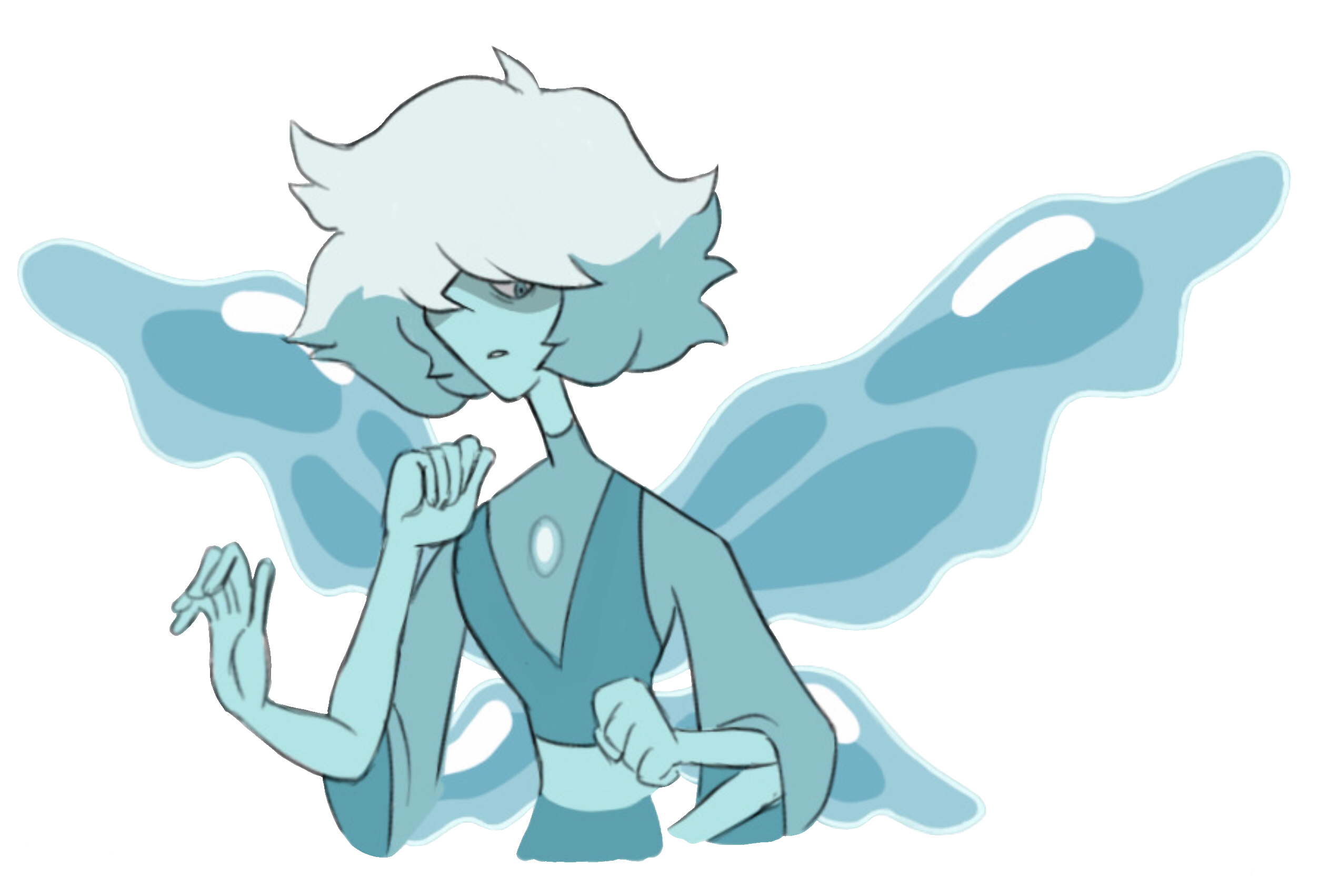 Dianite (Lonely Pearl)